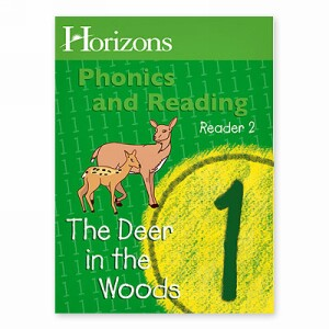 Horizon Complete Phonics and Reading 1 Student Reader 2, The Deer in the Woods