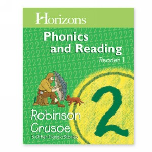 Horizon Phonics and Reading 2 Student Reader 1