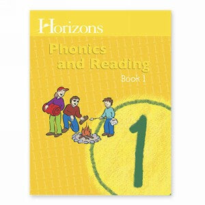 Horizon Complete Phonics and Reading 1 Student Book 1