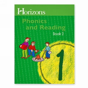 Horizon Complete Phonics and Reading 1 Student Book 2