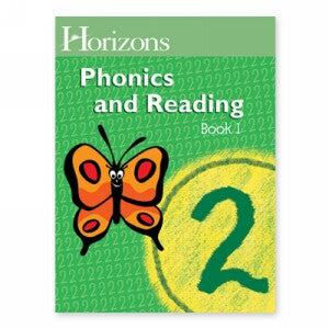 Horizon Phonics and Reading 2 Student Book 1