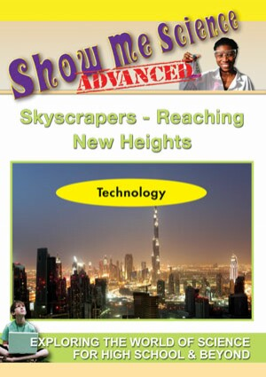 Science Technology - Skyscraper Reaching New Heights