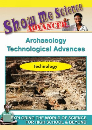 Science Technology - Archaeology Technological Advances