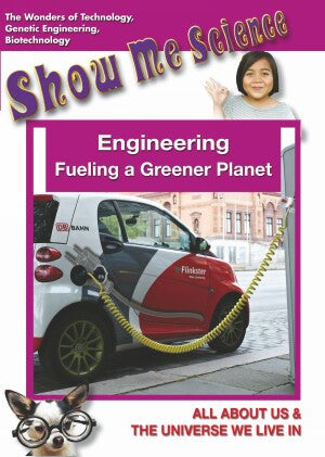 Engineering - Fueling a Greener Planet