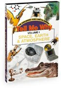 Tell Me Why: Space  Earth and Atmosphere