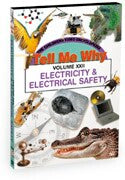 Tell Me Why:  Electricity & Electric Safety