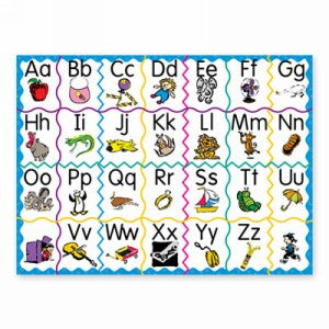 Horizon Kindergarten Phonics and Reading K Alphabet floor puzzle