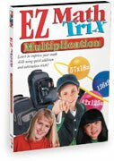 EZ Math Trix: Multiplication