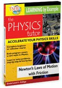 Physics Tutor: Newton's Laws Of Motion With Friction