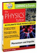 Physics Tutor: Momentum and Impulse