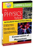 Physics Tutor: Conservation Of Momentum