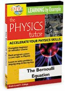 Physics Tutor: Bernoulli Equation