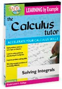 Calculus Tutor: Solving Integrals