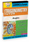 Trigonometry Tutor: Angles