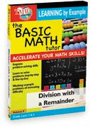 Basic Math Tutor: Division With A Remainder