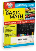Basic Math Tutor: Percents