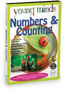Young Minds: Numbers & Counting Math Tutor