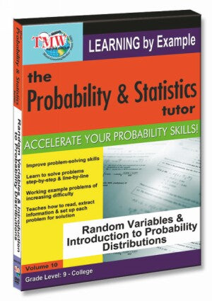 Random Variables & Introduction to Probability Distributions
