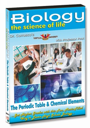 The Periodic Table & Chemical Elements / Bio Chemistry