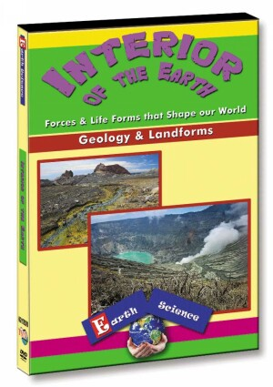 Interior of the Earth - Geology & Landforms