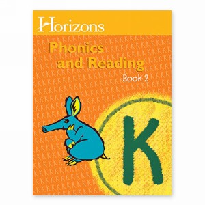 Horizon Kindergarten Phonics and Reading K Student Book 2