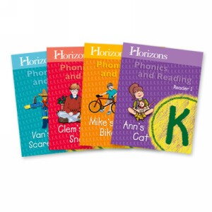 Horizon Kindergarten Phonics and Reading K Student Reader Set