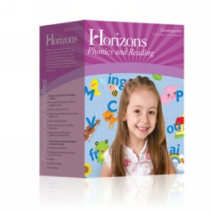 Horizon Kindergarten Phonics and Reading K Kindergarten Phonics and Reading Complete Set