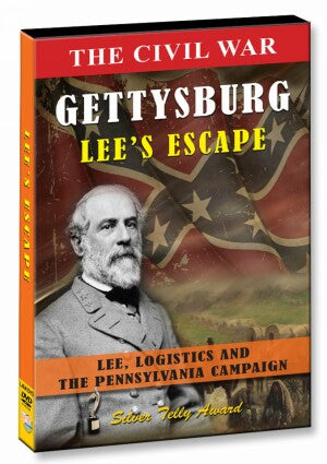 Retreat From Gettysburg - Lee's Escape
