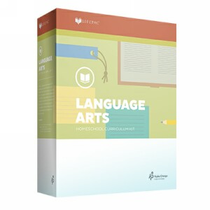 LIFEPAC Fourth Grade Language Arts Set