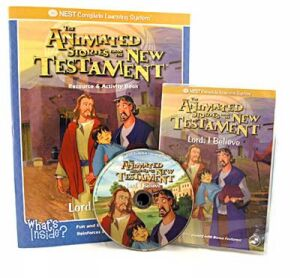 Lord, I Believe Video On Interactive DVD