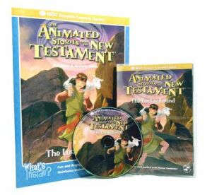 The Lost Is Found Video On Interactive DVD