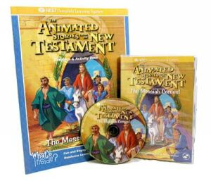 Spanish - The Messiah Comes! Interactive Video on DVD with a Downloadable Resource Book