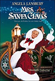 Mrs Santa Clause Christmas DVD
