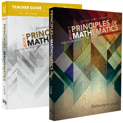 Principles of Mathematics Book 1 SET