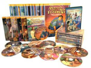12 Animated New Testament DVD Collection 2
