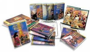 Spanish - 12 Animated Old Testament DVD Collection