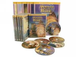 6-DVD Bible Sampler Package