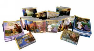 Spanish - 24 Animated Old and New Testament DVD Collection