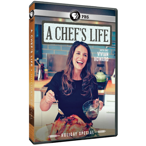 Chefs Life Holiday Special Christmas DVD