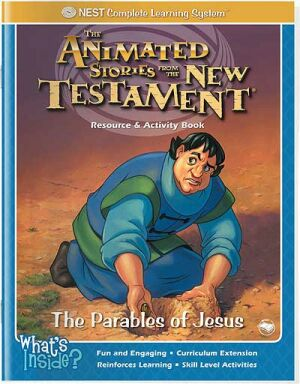 The Parables Of Jesus Activity And Coloring Book - Instant Download