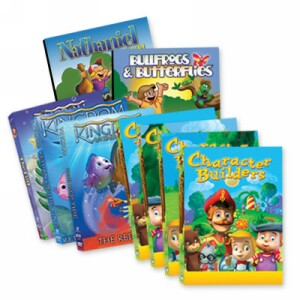 Horizon Preschool Multimedia Set