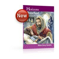 Horizons Preschool for Three's Bible Story Reader