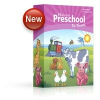 Horizons Preschool for Three's Curriculum Set