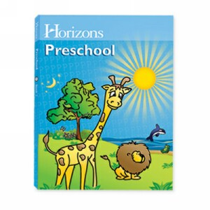 Horizon Preschool Student Book 1