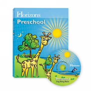 Horizon Preschool Curriculum Set