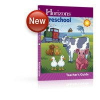 Horizons Preschool for Three's Teacher's Guide