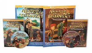 The Good Samaritan and The Prodigal Son Interactive DVD 2-Pack