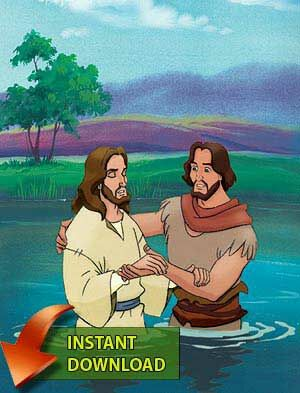 John The Baptist Theme Audio Download