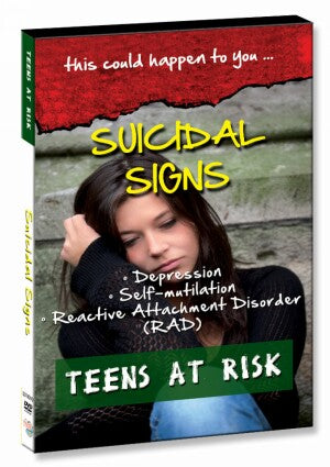 Suicidal Signs - Depression, Self-Mutilation, RAD
