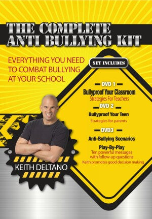 Anti Bullying - How to Stamp Out Bullying at School & In the Classroom